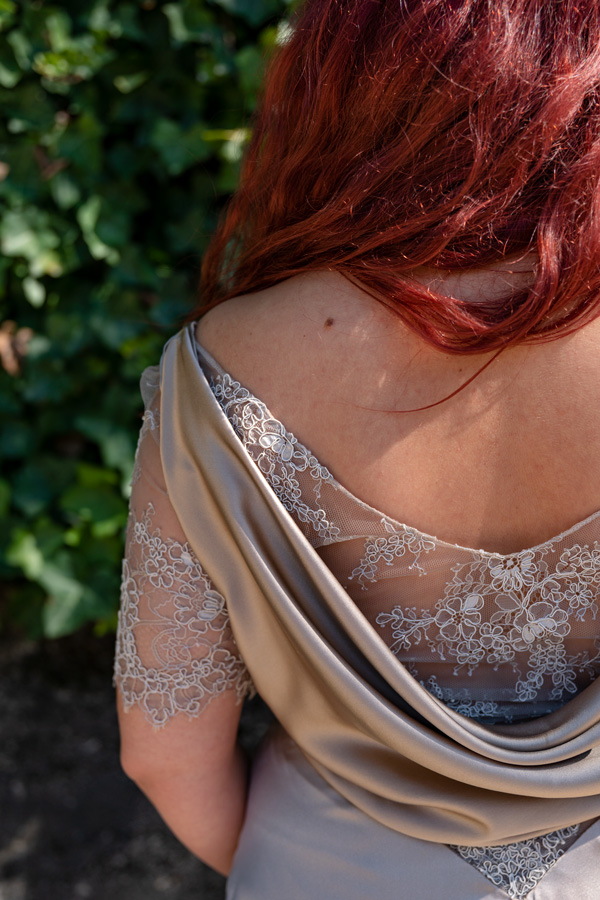 Ruth Hecking. Damenbekleidung. – Fotografie: Nina Kosak